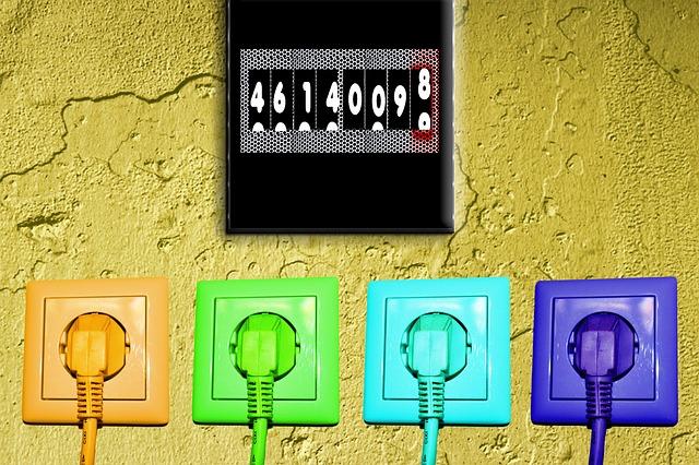 Idée de décoration: comment camoufler son compteur électrique?